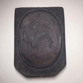 老砚台 一个 内有详细尺寸 包老 手感厚重 组3