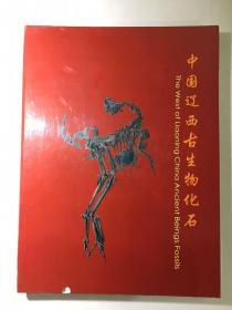 中国辽西古生物化石标本