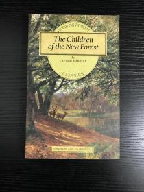 【老版英文书】the children of the new forests