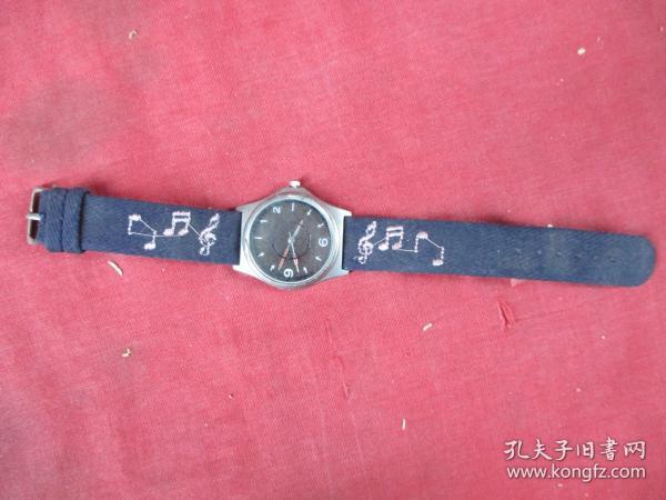 手表一只,品如图