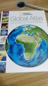 Global Atlas 国家地理世界地图集