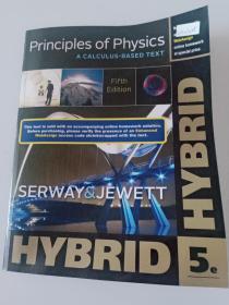 【英文原版】Principles of Physics:A CALCULUS-BASED TEXT物理原理:微积分教学