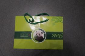 精美提袋   熊猫茶叶