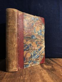 【1845年外文古董书】《胡桃夹子》全本,大仲马,数百幅精美插画