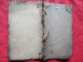 手稿本《书名不祥》清,1册全,20面,长18cm12cm,品如图。