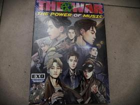 THE POWER-OF MUSIC EXO(附光盘)