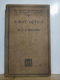 X-RAY  OPTICS  硬精装