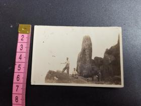 姑苏老照片!民国三十三年经纬摄于天平山中山