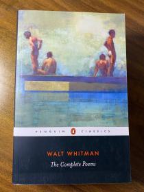 惠特曼诗全集 英文原版 The Complete Poems of walt whitman