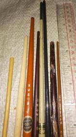 老毛笔一堆,各品相。低拍处埋