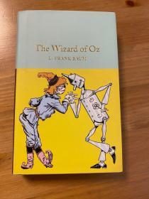 The Wizard of Oz 绿野仙踪(全彩版). 无划痕。如新。三边刷金。小开本。收藏