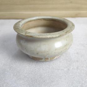 清代瓷老香炉一件 2152618