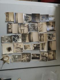 民国期间   军人 战争 原版照片30幅 50年代至后期10余张尺寸不一