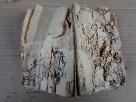 手抄本《龙鱼》清,1厚册全,约120面,长15cm11cm,品如图。