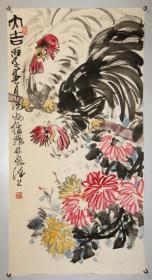 【     赵梅林 】江苏沭阳县人 国家高级美术师  现任中华书画协会常务副主席 花鸟