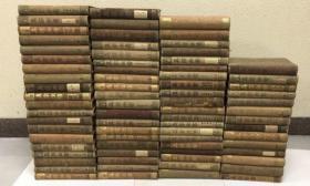 【佛经  汉文】大正2~5年《真宗全书》 妻木直良 蔵経书院 ,74册全套,和本,90斤左右