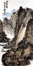 中国美术家协会理事【孙大石】山水
